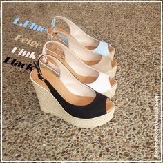 Me Too Shoes, Espadrilles, Wedges, Tops, Fashion, Weaving Patterns, Espadrilles Outfit, Moda, Fashion Styles