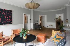 scandinavian apartment interior