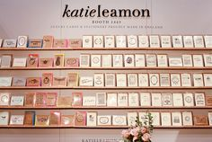 Oh So Beautiful Paper: National Stationery Show 2015, Part 2 / Katie Leamon