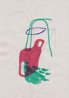 by Quentin SZUWARSKI (Z.U.S), via Flickr Estranho, (quase) abstracto. Sugestivo. Inspirador