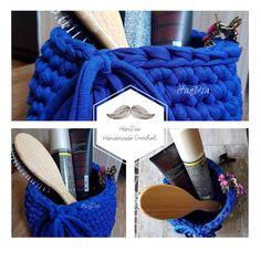 Cosulet crosetat  | Crosetate Bucuresti 💙 Acest coșuleț poate fi folosit pentru depozitarea diferitelor obiecte | Crocheted basket  handia.made@gmail.com  #crochet #crocheted #storage #handmade