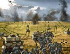 Panzer onward