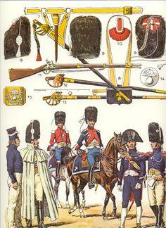 Carabiniers 1804-1810 (pl 44) 1