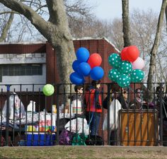How to Plan a Kids Birthday at the Park #stepbystep
