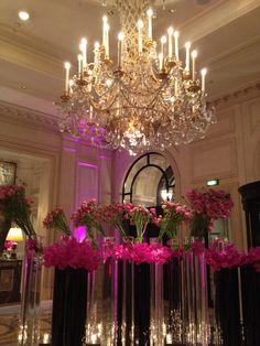 George V Hotel in Paris