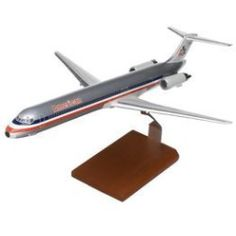 Today Review - Toys and Models MD-80 American