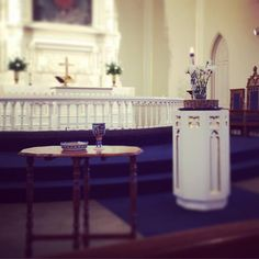 All Saints 2016 at First Lutheran, Decorah For All The Saints, All Saints, Lutheran, Candles, Table Decorations, Furniture, Home Decor, All Saints Day, Decoration Home