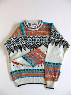 Obermeyer Ski Nordic Sweater