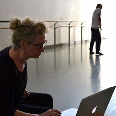 Performance during Phoenix Dance Theatre's Choreographers and Composers Lab 2015.