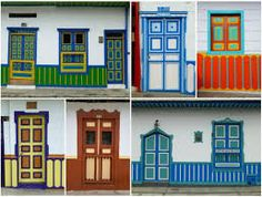 Image result for cafe window colombian Fonda Paisa, Estilo Colonial, Fachada Colonial, Cafe Window, Restaurant Concept, Vacation Places, Windows And Doors, Coffee Shop, Mansions