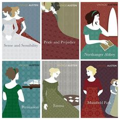 "When in doubt, ask yourself ""what would Jane Austen do?"""