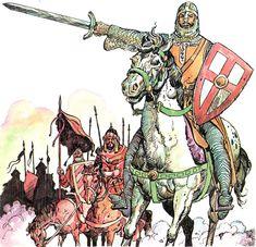 AUDIOLIBROS GRATIS: El Cid Campeador, mito y realidad