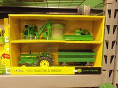 John Deere 950 tractor farm set