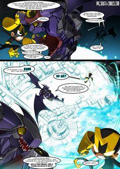 PowerPuff girls Doujinsh chapter 9 page 54 by bleedman SNAFU comics
