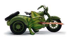 Chameleon bike
