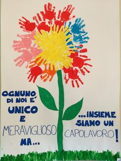 Fiore dell'accoglienza Last Day Of School, Back To School, Princesse Party, Montessori Baby, Opening Day, Spring Crafts, Book Activities, Holidays And Events, Kids And Parenting