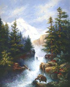 40464 Mountain Gorge