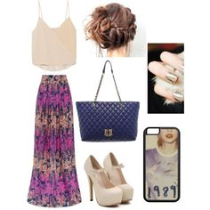 causual summer outfit