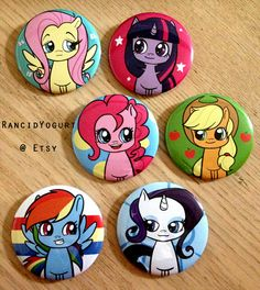 my little pony pins! Pebble Painting, Pebble Art, Clem, Rock Painting Patterns, Kindness Rocks, Hand Painted Rocks, Rock Crafts, My Little Pony Friendship, Number 2