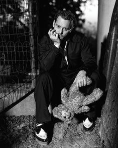 Johnny Depp Bruce Weber