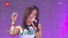 [Live 1080P] 161011 EXID - L.I.E @ K-POP World Festival