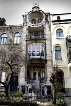 Het huis Quinten Matsijs aan de Cogels-Osylei.