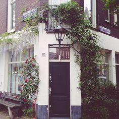 Amsterdam corners. Photo by gemagenta
