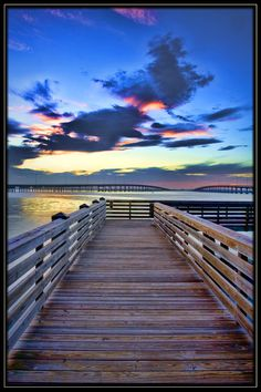 Charlotte Dock over the Peace river, Punta Gorda, FL  Copyright: Gregory Wagner