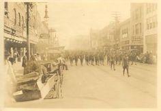 1st Calvary Division parade in El Paso, Texas 1914