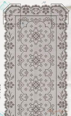 Scheme crochet no. 573 | Kira scheme crochet