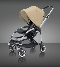 The Bugaboo Bee...the Cadillac of Stollers!