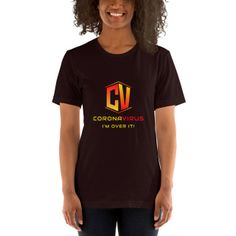Add a bit of street style culture and fun to your wardrobe with this urban culture tee #tee #tshirt #urbanculture #streetfashion #coronavirus #cv #covid19 #virus #unisex