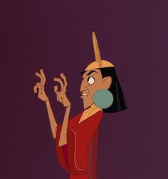 "Emperor's New Groove | ""No Touchy"""