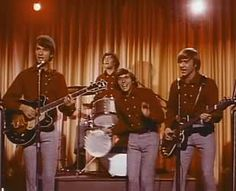 The Monkees  I was in  love with Davy Jones and never missed an episode