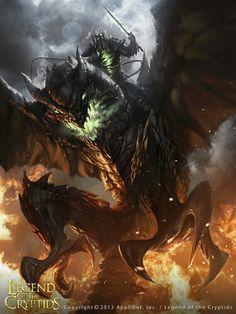 Dragon rango alto envolved