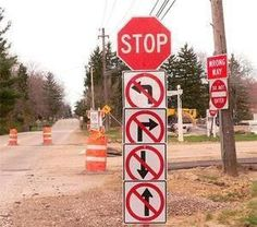 Weird road signs contest: Which one is wackiest?
