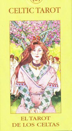 Keltisches Tarot klein (Pocket Tarot - Taschenausgabe)  Die Macht der Magie erreicht man durch Harmonie und Weisheit. Eine Mini Version des Keltischen Tarots.