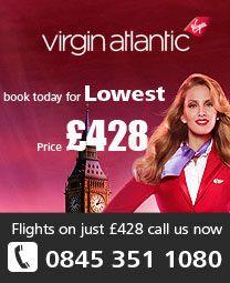 Virgin Atlantic,Direct Flights To India