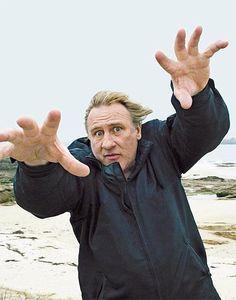 Gerard Depardieu by Patrick Swirc