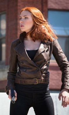Undercover Black Widow.