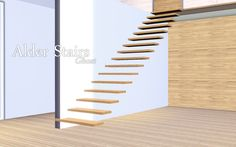 Mod the sims - 4 new stairs - alder stairs - upd. Mod Furniture, Sims 4 Cc Furniture, Sims 4 Beds, Sims 4 Toddler Clothes, Sims 4 House Design, Casas The Sims 4, Best Sims, Sims 4 Dresses, Sims 4 Cc Packs