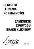 centrum_leczenia_normalnosci Motto, Polish Language, Psych, Quotations, Sad, Inspirational Quotes, Wisdom, Thoughts, Humor