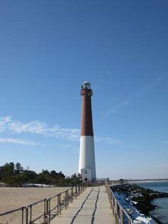 Barnegat Lighthouse State Park: Barnegat Lighthouse  NJ   Visited 2006