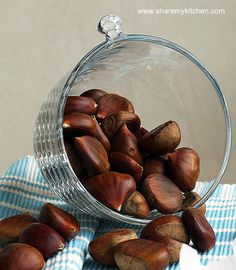 how to buy, store and cook chestnuts