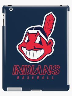 Cleveland Indians Baseball • Also buy this artwork on phone cases, apparel, stickers, and more.