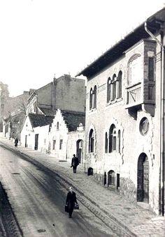 Margit utca, 1950 körül