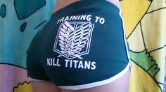 $35 Attack On Titan Shorts, Gym Shorts,Shingeki No Kyojin, Shorts, Gym Shorts, Work Out Shorts, Exercise Clothes, Running Shorts, Pajamas