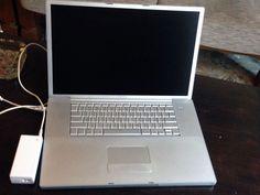 Apple Powerbook G4 17  1Ghz (senza hard disk)