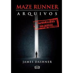 Livro - Maze Runner: Arquivos
