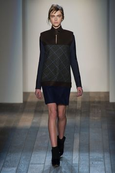 Victoria Beckham Dress - Fall 2013